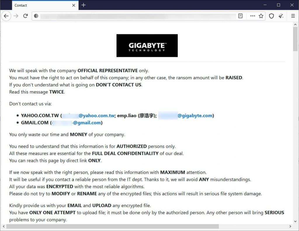 Gigabyte-Hack