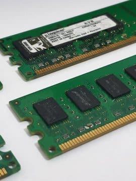 זכרון ישן למחשב DDR2