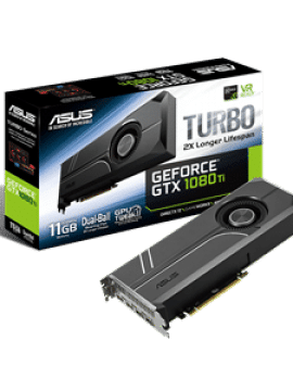 ASUS RTX 2080 Ti TURBO 11GB GDDR6 HDMI 2xDP USB Type C